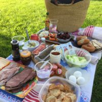 Picnic pantry basics with Mama Caruso Cooks